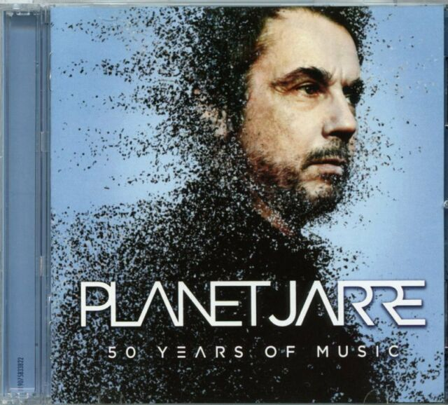Jean-Michel Jarre - Planet Jarre (50 Years Of Music) 2CD