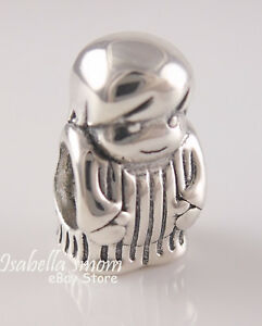 06b8f8ca7 Image is loading BOY-SON-GRANDSON-Authentic-PANDORA-Silver-FAMILY-Charm-