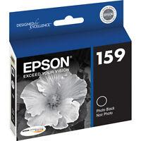 Genuine Epson R2000 T1591 Photo Black Ink 159 T159120 C13t159120 2000 T159 Ultra