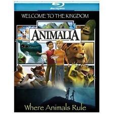 Animalia: Welcome to the Kingdom [Blu-ray], New DVD, Christopher Hobbs, Peta Joh