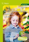 Action-Hausaufgaben Mathe 3+4 von Sandra Sommer und Sandra Kraus (2012, Geheftet)