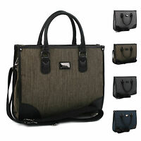 New Fashion Women Handbag Ladies Cross Body Shoulder Bag Tote Laptop Briefcase