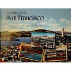 Greetings From San Francisco 9780764326516 by Mary L. Martin Postcard