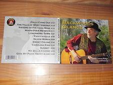 BLIND LEMON PLEDGE - BACKWOODS GLANCE / DIGIPACK-CD 2017 MINT-