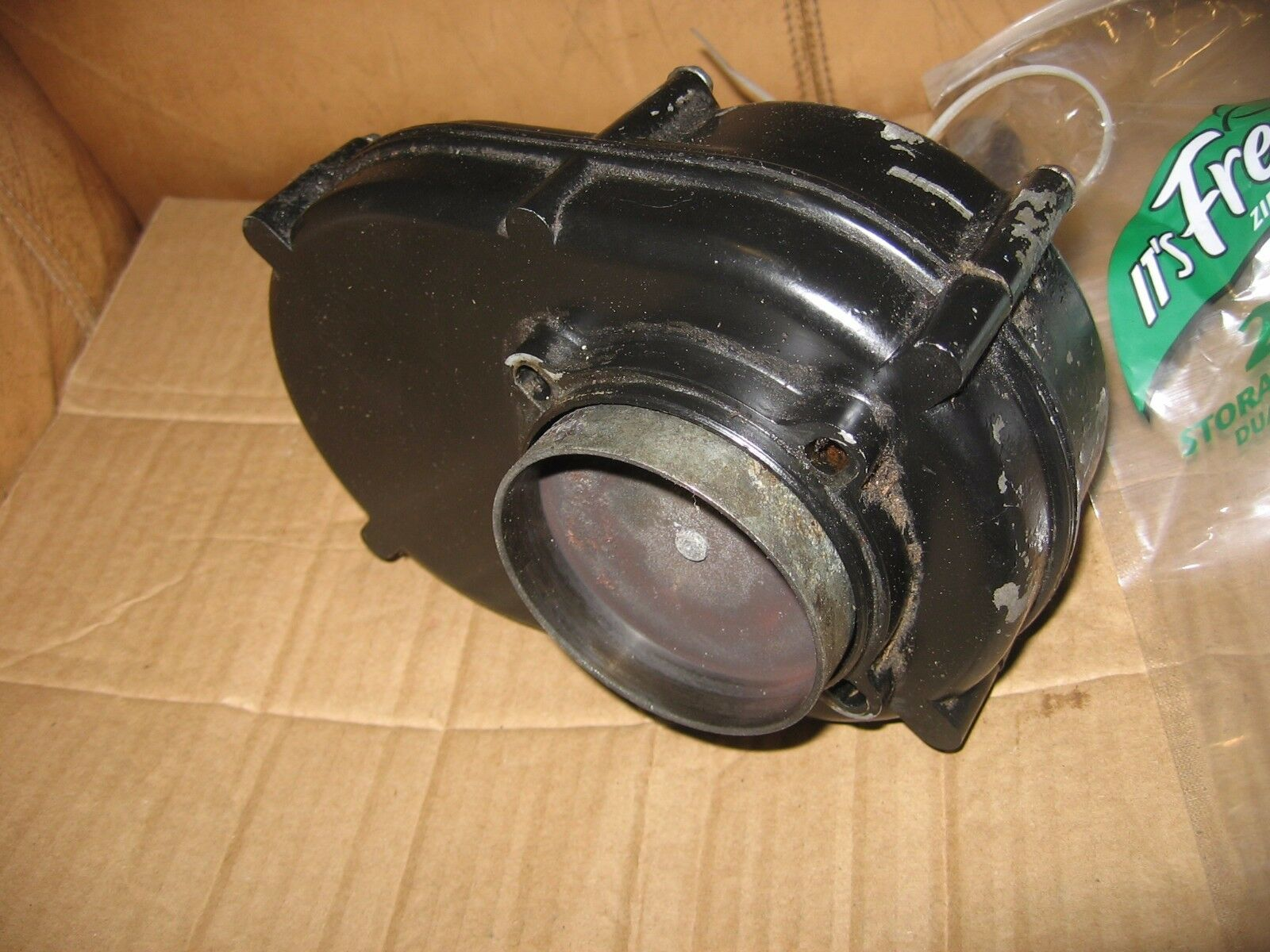 Strikemaster Model 110 gear box  ice auger part 33cc