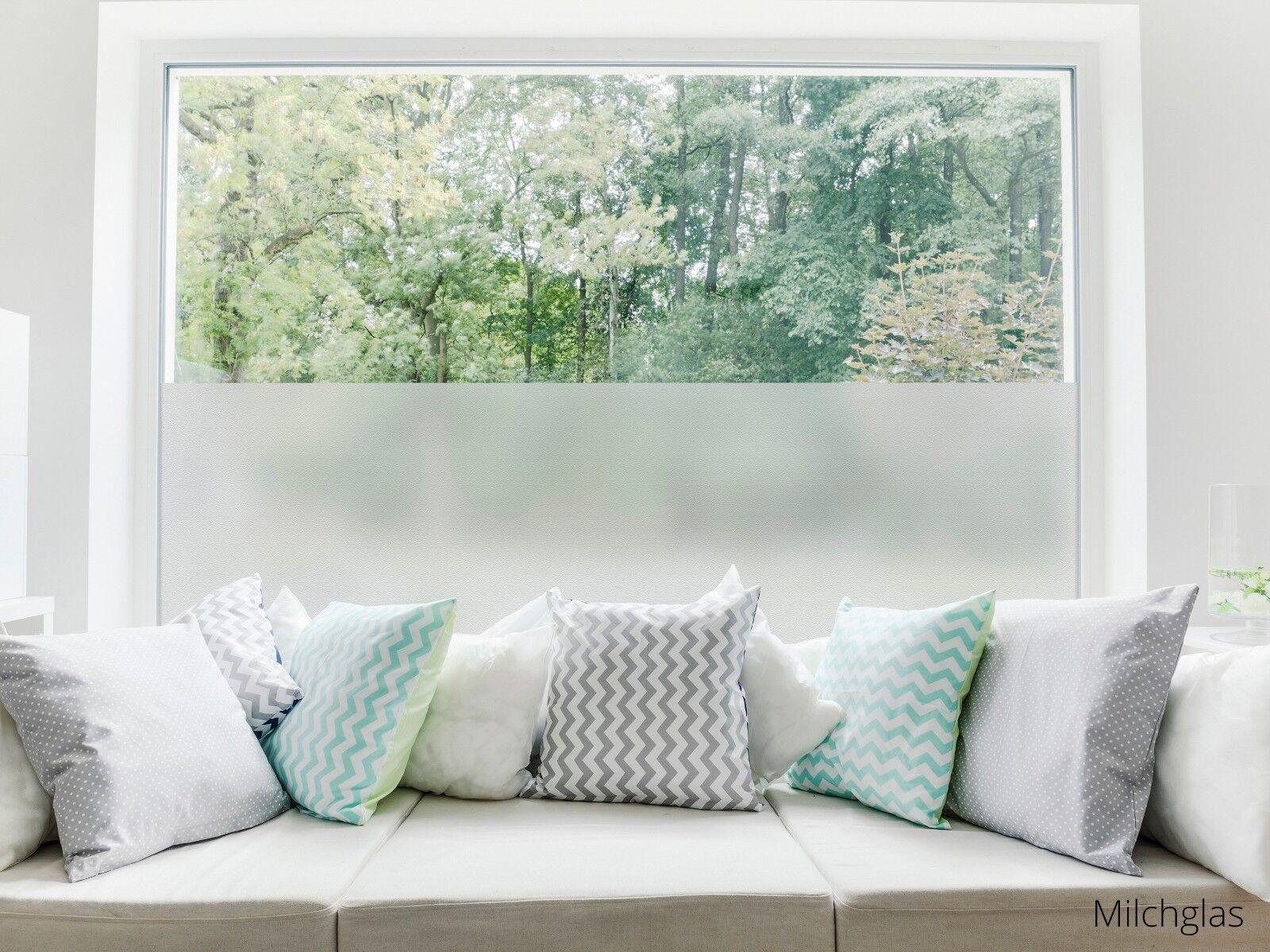 60 cm Fensterfolie Statische Statische Statische Sichtschutzfolie Milchglasfolie Glasdekorfolie   Umweltfreundlich  d0cfa5