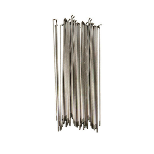 Silver Bicycle Stainless steel Spokes 304 spokes 14G  wire  mountain//road Bike