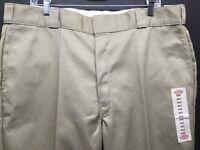 Dickies Men Beige Khaki Work Pants W40 L30