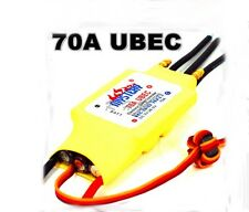 Mystery RC 70A Forward Backward 2-7s Brushless ESC Water Cooling for boat V2.1