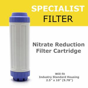 Nitrate Reduction Filter Cartridge For Aquarium Ebay
