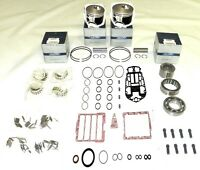 Wsm Johnson / Evinrude 115 Hp V4 E-tec Rebuild Kit 5007036, 5007541