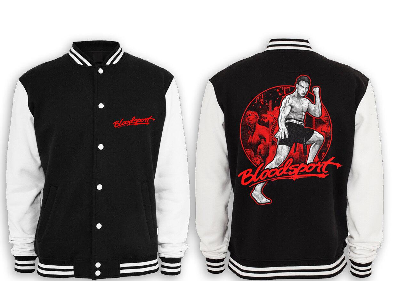 Bloodsport 2 College Giacca film Damme Karate Van Damme film culto Movie USA Frank Dux 299970