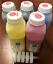 5-x-Glossy-Toner-Refill-for-HP-Color-LaserJet-CP3525-CM3530-CP3525x-5-Chip miniature 1