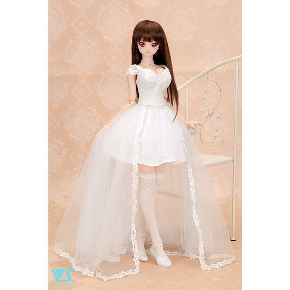34af62bd21ffa51 Volks July Collection 2016 Dollfie Dream Romantic Lily Dress DDS DD L Bust