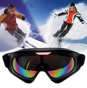 7f7bac39524 Snow Ski Goggles Mens Womens Anti-fog Lens Snowboard Winter Skiing ...