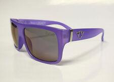 Flattop gafas de sol rythm 80er lila Matt Retro Vintage Sunglasses