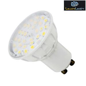 SUPER-LED-LAMPE-LED-30-SMD-2835-GU10-230V-4-5W-wie-50W-TUV-Qualitaet