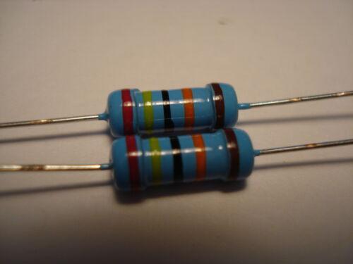 Resistor 1 Watt Metal Film Resistors 240K ohm 1/% Canada 2