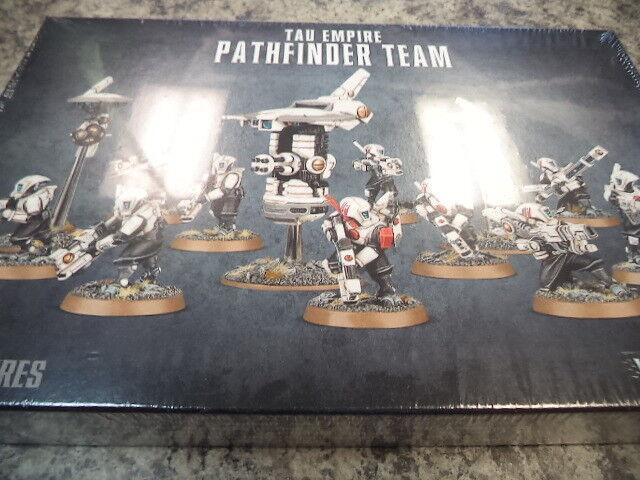 Tau Empire Pathfinder Team - Warhammer 40k 40,000 Games Workshop Model New