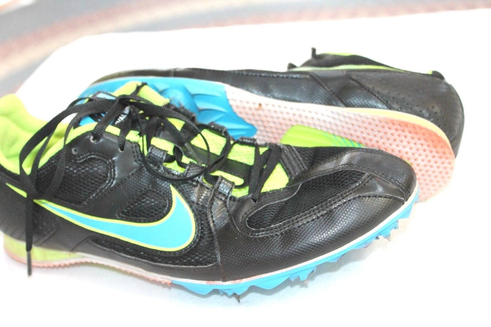 NIKE NIKE MENS ZOOM RIVAL 468648 Running Track Cleats Sneakers Shoes Comfortable  New shoes for men and women, limited time discount