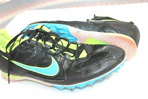 NIKE NIKE MENS ZOOM RIVAL 468648 Running Track Cleats Sneakers Shoes Size 9.5 43