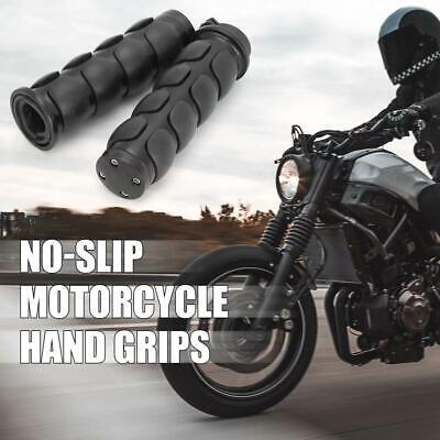 """1/"""" Blue//Chrome Hand Grips For Honda VTX 1300 C R S RETRO Shadow ACE VT 750 1100"""