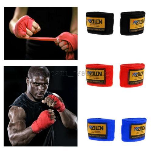 Handgelenkbandage Wrist Wraps 2.5m x 5cm für Kraftsport Bodybuilding Schutz
