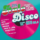 ZYX Italo Disco 12 Hits Vol.3 von Various Artists (2016)