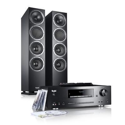 Teufel Kombo 500 Stand-Lautsprecher sound bassreflex Stereokomplettanlage