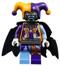 Nexo Knights NEW Jestro minifigure - Fits Lego + FREE DELIVERY & 14 DAY RETURN