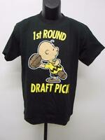 Charlie Brown Peanuts 1st Round Pick Youth 2xl 2xlarge Size 18-20 Shirt