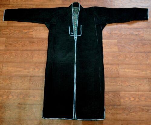 National Uzbek warm chopon handmade.-0354