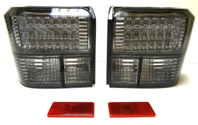 90-03 VW EUROVAN T4 TAIL Lights REAR Lamps SET Smoked
