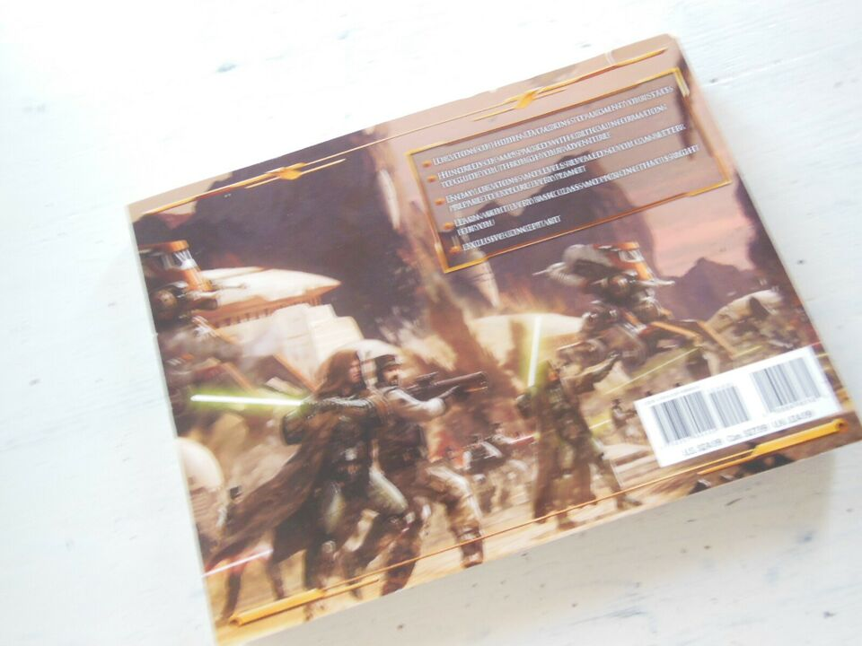 Rollespil, Star Wars: The Old Republic Explorer's Guide,