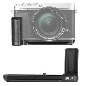 Meike-MK-XE3G-Metal-Camera-Hand-Grip-Bracket-Holder-Black-for-Fuji-X-E3-Cameras