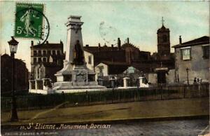 CPA Saint Etienne. Monument Dorian. (665112) xRVOVUvF-09090859-604259953