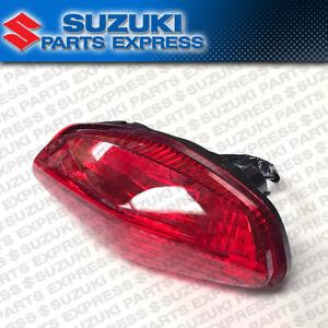 NEW 2005-2008 SUZUKI QUADSPORT LTZ 400 LT-Z OEM TAIL LIGHT LAMP 35710-03G30