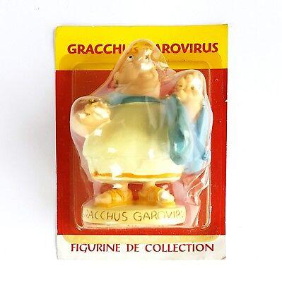 figurine GASTON LAGAFFE resine 10//14 cm Plastoy 2004 Essuie-man