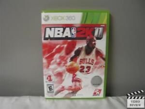 NBA 2K11  (Xbox 360, 2010) 710425398490