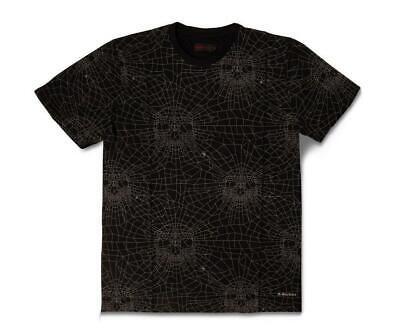 Dr. Martens Halloween Web T-shirt, Cotone Nero, S-mostra Il Titolo Originale Materiali Superiori