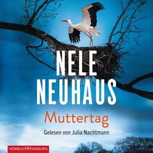 NELE-NEWHAUS-MUTTERTAG-NACHTMANN-JULIA-HORBUCH-HAMBURG-2-MP3-CD-NEW
