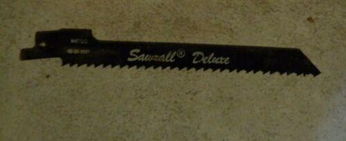 Milwaukee 48-00-1041 Wood Cutting Sawzall Blade 6 TPI 6 in. ## 5 Pk