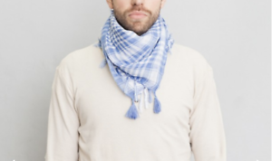 Insert Coin: Uncharted Nathan Drake Shemagh Wrap/Scarf - BRAND NEW