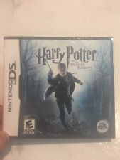 Harry Potter and the Deathly Hallows: Part 1 (Nintendo DS, 2010)