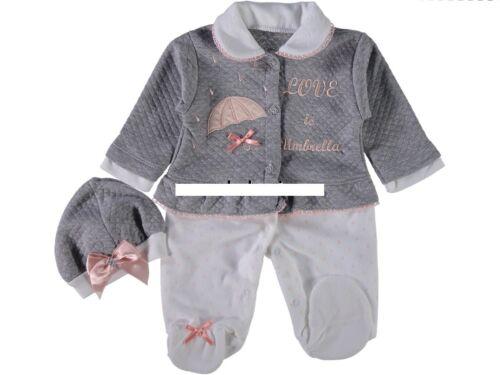56 62 Mädchen Set NEU ♥ Nicki Strampler Overall Baby Schlafanzug Gr.