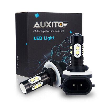 2X 881 898 Fog Light Driving Bulb LED 6000k White For Hyundai Accent 2000-2018 A