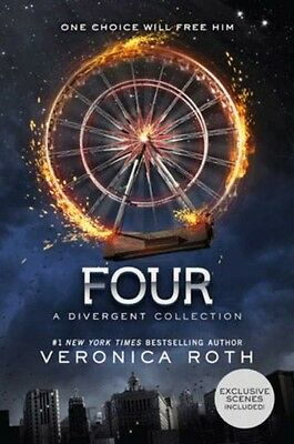 Four: A Divergent Collection, Divergent Series, by Veronica Roth, Hardcover 2014