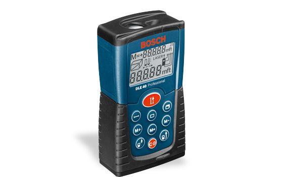 Laser Entfernungsmesser Diy : Bosch dle laser entfernungsmesser ebay