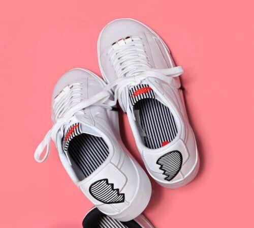 3 Lux 100 Us Nuovo 5 36 Pelle Nsw Low Aj0866 Se Uk Blazer 6 Nike Misura bianca Eu 5 YPqIF4w