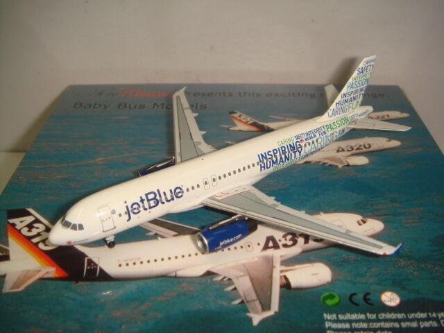 Aeroclassics 400 400 400 Jetbluee Airways A320-200  Inspiring Humanity  1 400 beea80